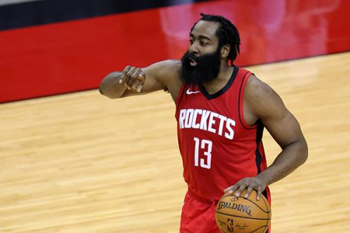 Rockets trade James Harden to Nets in NBA blockbuster