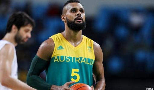 Team USA battu par l'Australie en amical