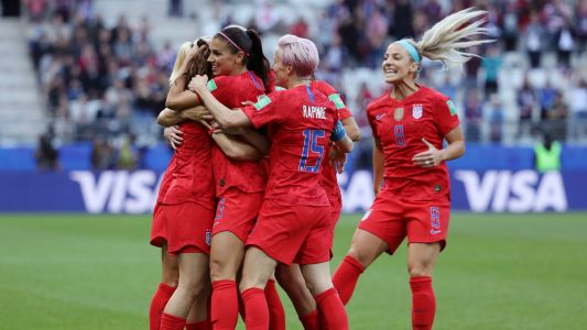 Women's World Cup 2019: Alex Morgan leads record-breaking U.S. rout of Thailand