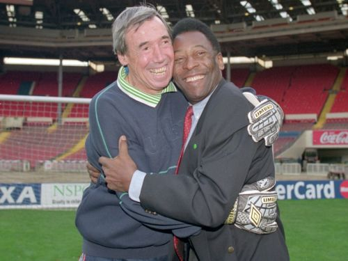 Gordon Banks was a goalkeeper with magic - Pele