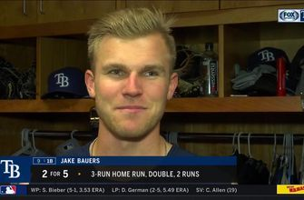 Jake Bauers on late rally, 11-8 loss to Twins: 'I'm never going to count this team out'