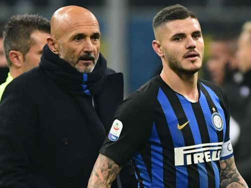 Spalletti dismisses Icardi absence as source of Inter revival following Europa League progression