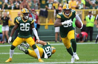 The Packers' defense is leading the way to an impressive start for Green Bay