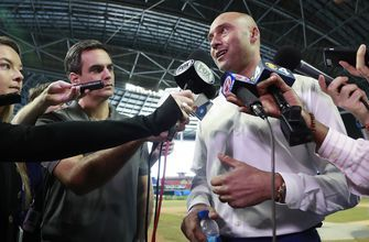 Message is clear: Derek Jeter determined to see growth from Marlins in 2019