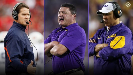 LSU's Ed Orgeron joins Auburn's Gene Chizik, other coaches to be fired after championship seasons