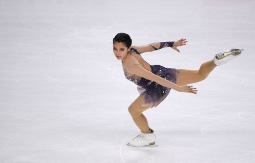 Opinion: Two-time champion Alysa Liu not discouraged by fourth-place finish at U.S. figure skating championships