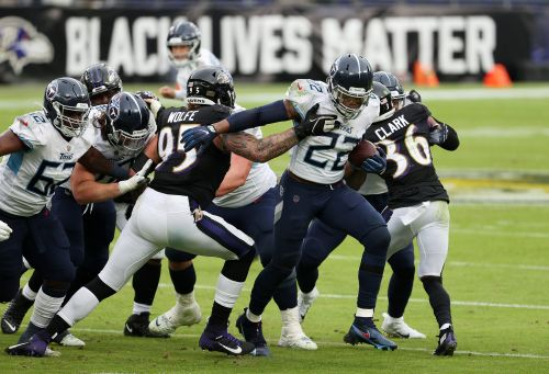 Derrick Henry, Titans deal Ravens more misery with overtime win