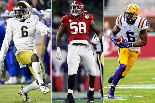 NFL Draft best available players for Day 2: First-round talent still on the board
