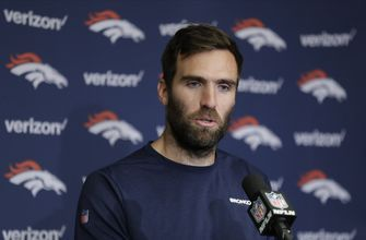 Jets, QB Joe Flacco agree to terms on 1-year deal
