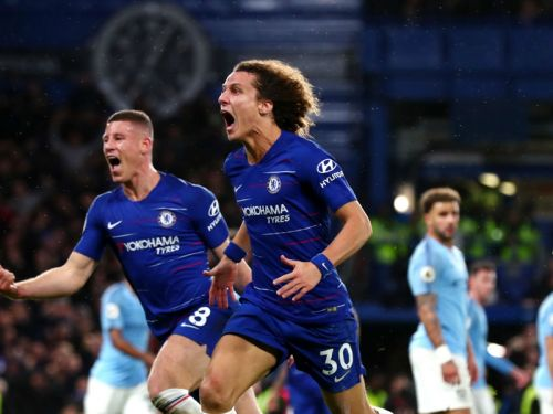 David Luiz praises Chelsea's 'humility' in win over Man City