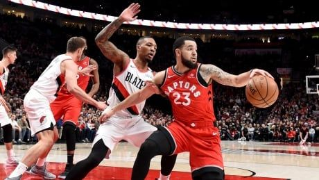 Trail Blazers hold off NBA-best Raptors
