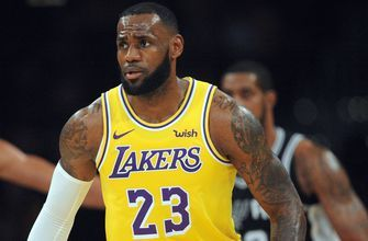 Shannon Sharpe explains why he's 'disappointed' in LeBron James after loss to the Spurs