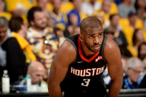 Chris Paul: 'I Never Demanded a Trade'