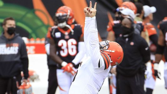 Baker Mayfield silences critics, at least for a week, in Browns' thrilling comeback win
