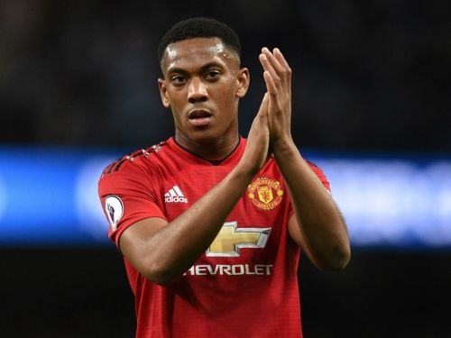 Man Utd trigger one-year option on Martial contract as talks continue