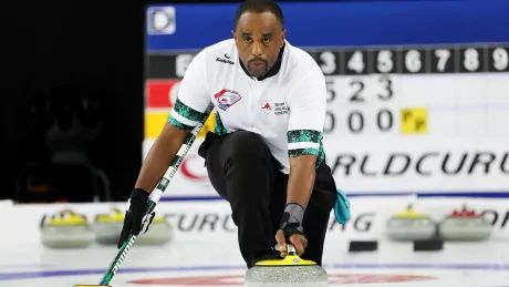 Nigeria hoping to provide curling's 'Cool Runnings' moment