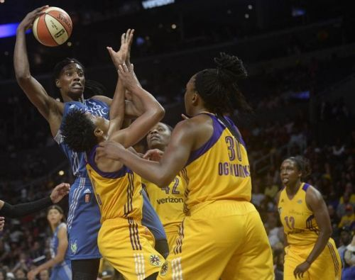 Los Angeles Sparks vs. Connecticut Sun - 9/22/19 WNBA Pick, Odds, and Prediction