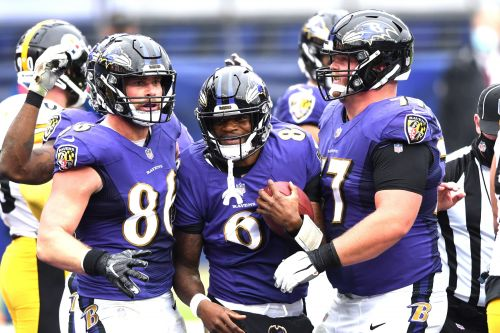 Ravens-Steelers game postponed to Tuesday as Baltimore deals with coronavirus outbreak