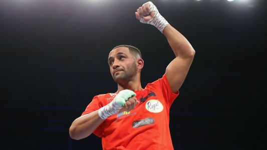 Kid Galahad: 'I have the levels in my game to be a long-standing world champion'
