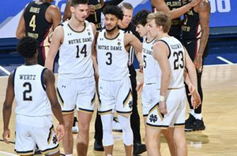 Notre Dame denies No. 11 Florida State ACC title in 83-73 upset win