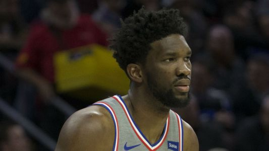 'Fatigued' Joel Embiid has a lot on his shoulders, coach Brett Brown says