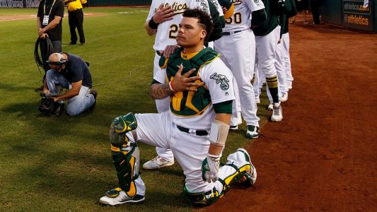 MLB hot stove: Former A's catcher Bruce Maxwell fires agent as free agency continues