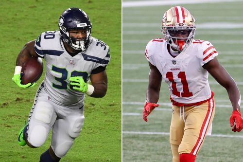 Fantasy football Week 8 waiver wire pickups: Carlos Hyde, Brandon Aiyuk