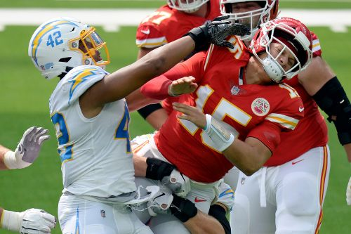 Chiefs vs. Ravens line, prediction: Why Under is the smart bet