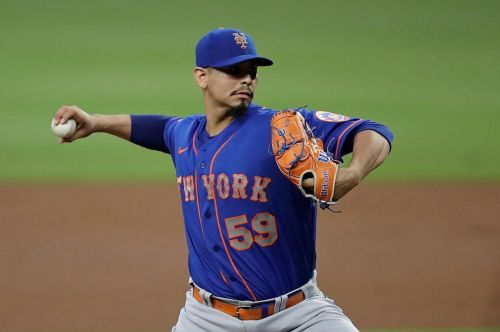 Mets' Carrasco has surgery to remove bone fragment in elbow