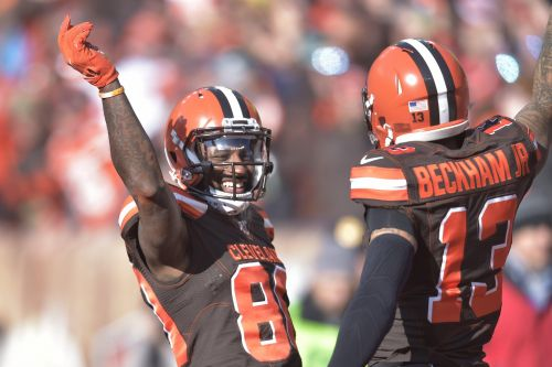 Browns' Jarvis Landry pushes back on idea that Baker Mayfield is better off without Odell Beckham Jr