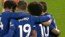 Willian converts penalty to double Chelsea's lead