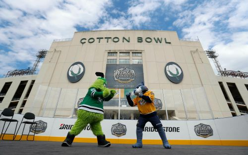 NHL's furthest south outdoor game will be in Cotton Bowl