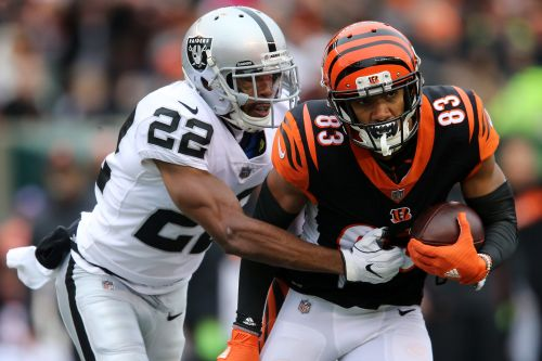 Tyler Boyd, Cincinnati Bengals agree to four-year, $43 million extension