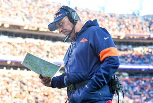 Broncos' Vic Fangio sorry for saying he didn't see racism in NFL