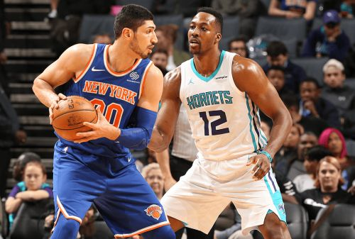 Report: Enes Kanter Expected to Opt out of Knicks Contract