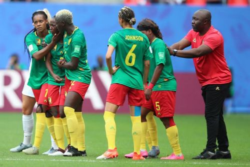 Cameroon coach slams refs after loss to England at Women's World Cup