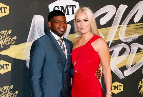 Predators' PK Subban welcomes home girlfriend Lindsey Vonn with balloons, goat cake