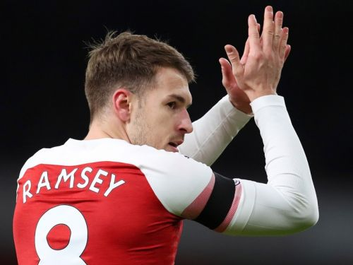 Centre-midfield or No.10? How Juventus could line up with Arsenal star Ramsey