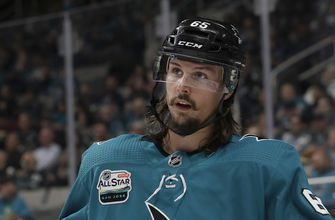 Sharks sign D Erik Karlsson to $92M, 8-year deal