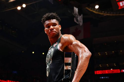 Giannis Antetokounmpo: 'I Am at 60 Percent of My Potential'