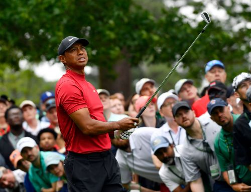 The crowds at Augusta National could not get enough of Tiger Woods at the Masters