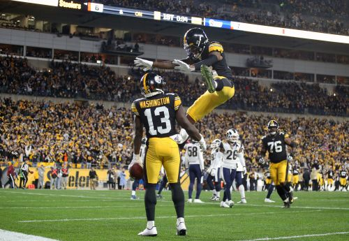 Steelers bottle up Rams, continue surge as AFC playoff hopeful