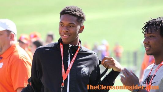 4-star WR has strong relationship with Clemson
