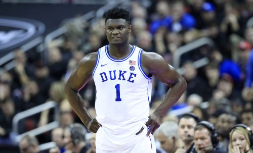 Zion Williamson should sit out rest of season, Twitter poll says