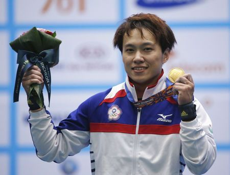 Doping: World record weightlifter Lin banned for eight years