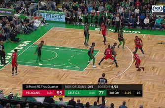 HIGHLIGHTS: Tim Frazier finds Anthony Davis for the Dunk