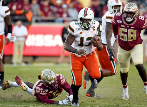 Florida State-Miami may have lost national luster, but rivalry still pulsates for players