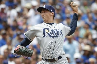 Rays' Snell looks for more than record vs. Rangers