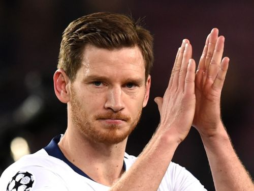 Tottenham trigger one-year Vertonghen contract extension