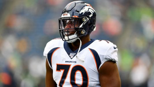 Broncos release Ja'Wuan James, reportedly won't pay him $10M salary after off-site injury